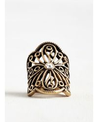 Ana Accessories Inc - Bling True Ring - Lyst