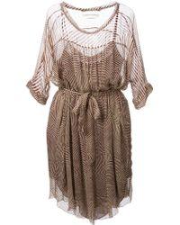 Etoile Isabel Marant 'Danbury' Dress - Lyst