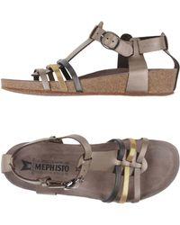 Mephisto - Sandals - Lyst