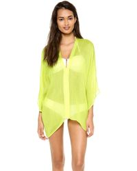 Love Quotes - Shiva Cover Up - Lyst