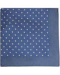 BOSS | Silk Pocket Square - For Men | Lyst