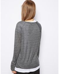 NW3 by Hobbs | May Tshirt in Slouchy Fit | Lyst