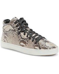 Rag & Bone 'Kent' Hightop Sneaker - Lyst