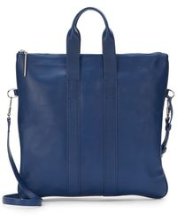 3.1 Phillip Lim 31 Hour Convertible Leather Tote - Lyst