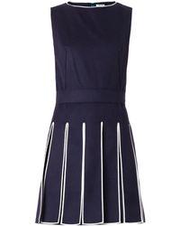 Kenzo Wool and Cashmereblend Dress - Lyst