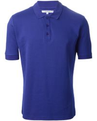 Carven Classic Polo Shirt - Lyst