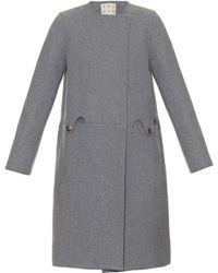 Trademark - Almond Wool-blend Coat - Lyst