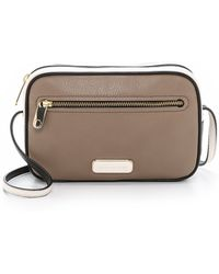 Marc By Marc Jacobs Blocked & Pieced Sally Bag - Mouse Multi - Lyst