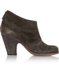 Fiorentini + Baker Seline Suede Boots - Lyst