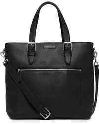Michael Kors Large Pebbled Leather Tote Bag - Lyst