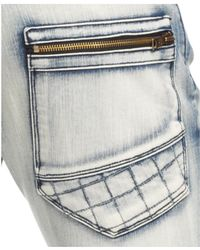 Rogue State - Quilted Moto Jeans - Lyst