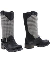 Nana' - High-heeled Boots - Lyst