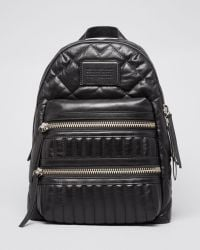 Marc By Marc Jacobs - Backpack - Domo Biker Quilted - Lyst