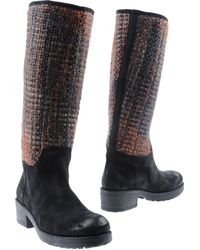 Enrico Fantini Boots black - Lyst