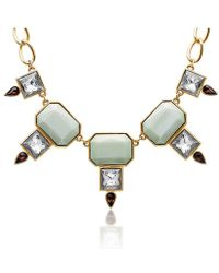 George & Laurel - Winston Necklace - Lyst