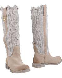 Twin-set Simona Barbieri Boots - Lyst