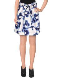 See By Chloé | Knee Length Skirt | Lyst