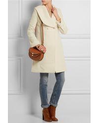 Chloé - Georgia Mini Leather Shoulder Bag - Lyst
