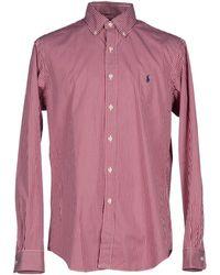 Pink Pony - Shirt - Lyst