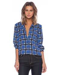 Marc By Marc Jacobs Toto Plaid Button Down - Lyst