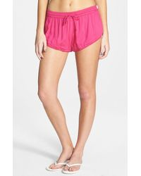 Volcom - 'straight Laced' Shorts - Lyst