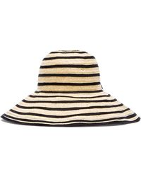 Seafolly Gelato Hat - Natural