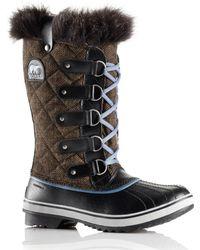 Sorel Tofino Herringbone Snow Boots - Lyst