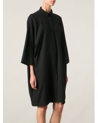 Henrik Vibskov Shy Shirt Dress - Lyst