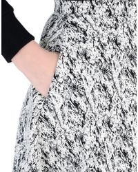 Harmony Paris   Knee Length Skirt   Lyst