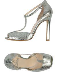 Fabi Sandals - Lyst