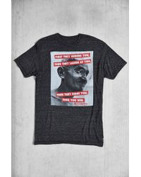 Urban Outfitters Gandhi Then You Win Tee - Lyst