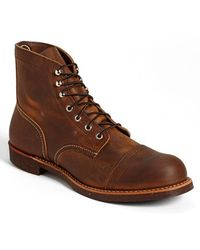 Brooks Brothers - Red Wing 8111 Amber Harness - Lyst