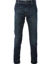 Dolce & Gabbana Slim Fit Jeans - Lyst