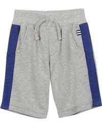 Splendid - Colorblock Jersey Shorts - Lyst