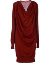 Vivienne Westwood Red Label Knee-Length Dress - Lyst