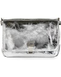 Proenza Schouler Small 'Courier' Shoulder Bag - Lyst