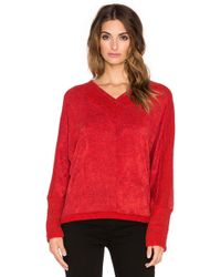 Insight Lilou Sweater - Red