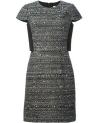 Tory Burch Deandra Boucle Knit Dress - Lyst