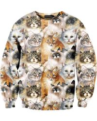 Aloha From Deer - Catheads Sweater - Lyst