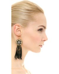 Fiona Paxton - Dakota Earrings - Black Multi - Lyst