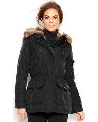 S13/nyc - Adirondack Faux-Fur-Lined Parka - Lyst