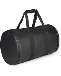 Calvin Klein Black Gym Duffle Bag - Lyst