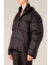 Maison Martin Margiela Oversized Padded Jacket - Lyst