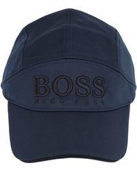 BOSS Green - Techno Twill Golf Hat - Lyst ee1dca9e70d3