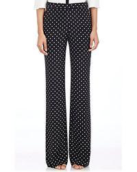 Giulietta - Women's Washed-silk Pants - Lyst