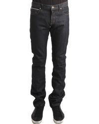 Naked & Famous Skinny Guy In Left Hand Twill blue - Lyst