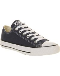 Converse All Star Low-Top Trainers - For Men - Lyst