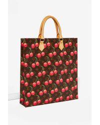 Louis Vuitton | Vintage Murakami Sac Plat Tote Bag | Lyst
