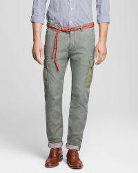 Scotch & Soda Cargo Pants - Lyst