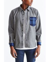 Pendleton Blocked Plaid Button-down Shirt - Lyst
